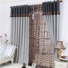 At Home Curtains Free Shipping Home Textile Curtain Design Jacquard Curtain