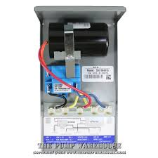 franklin qd control box 1 hp 230v