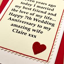 seventh anniversary gifts awesome seventh wedding anniversary gifts images styles ideas
