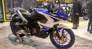 2017 pulsar rs 200 bs iv launched in 2 new colours motorbeam