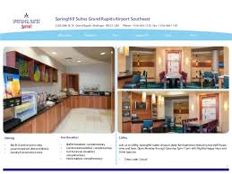 Grand Rapids Mi Airport Springhill Suites Grand Rapids Mi Airport Se Hotel Ebrochure