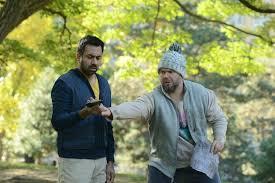 Seeking Season 3 Hulu The Cast Of Deadbeat Talk Filming In Nyc For Season 3 Backstage