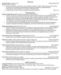 Intern Resume Example by Sample Education Intern Resume Http Exampleresumecv Org Sample