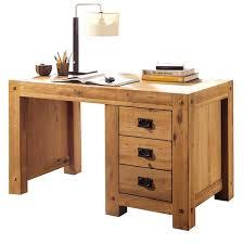 bureau en pin pas cher bureau bois massif pas cher mzaol com