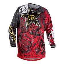 youth rockstar motocross gear fly racing dirt bike u0026 motocross jersey u0027s u2013 motomonster