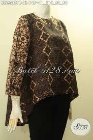 desain baju batik halus pakaian batik halus motif klasik jawa tengah baju batik solo