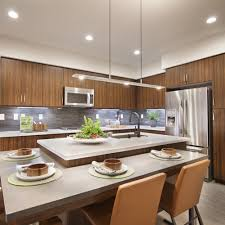 what type of lighting is best for a kitchen how to choose recessed lighting downlighting types trims