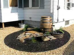 whiskey barrel garden part 2 youtube
