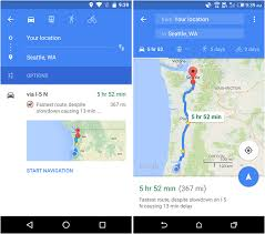 android offline maps how to use the new offline navigation feature in maps bgr