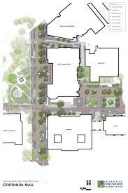 purdue centennial mall site plan purdue university west