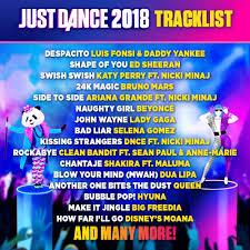 amazon com just dance 2018 xbox 360 video games
