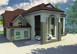 Duplex House Designs 5 Bedroom Duplex House Plans In Nigeria Escortsea