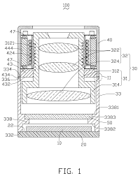 patent us8049815 camera module having voice coil motor google