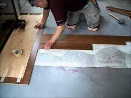 hardwood flooring how to install hardwood floors glue
