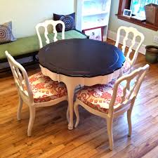 kitchen table refinishing ideas dining room refinishing wood dining table with candle holders and