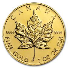 buy canadian maple leaf gold coin canadian gold coins for sale