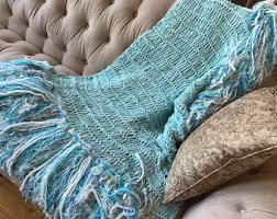 Gray And Turquoise Bedding Aqua Gray Nursery Etsy