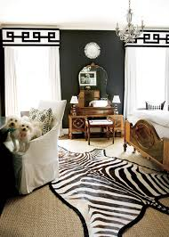 Black Painted Walls Bedroom Interior Dramatic Yet Imposing Black Painted Wall Concept For