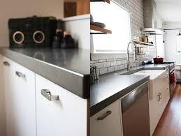 Kitchen Interior Decorating Ideas Kitchen Zinc Kitchen Countertop Interior Decorating Ideas Best
