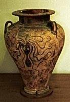Minoan Octopus Vase Minoan Mysteries Greece And Beyond