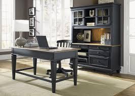 Vintage Desk With Hutch by Bungalow Ii Jr Executive Desk With Rubberwood Solids U0026 White Oak