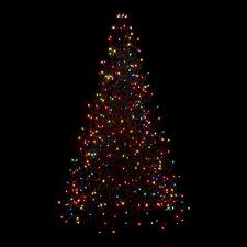 christmas trees and lights shop crab pot trees 4 8 ft pre lit artificial christmas tree with