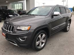 2015 jeep grand cherokee limited certified tinley park il