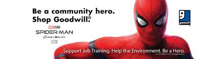 goodwill and sony pictures announce winner of diy spider man suit