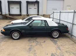 7 up edition mustang sold 1990 7 up limited edition mustang 5 0l lx convertible