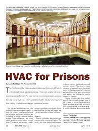 hvac for prisons leadership in energy and environmental design