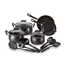 black friday deals on pots and pans cookware sets pot and pan sets sears