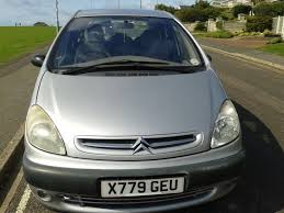 citroen xsara picasso sx x reg silver estate manual petrol in