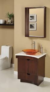 Cabinets For Small Bathrooms by 98 Best Cherry Wood Vanities Images On Pinterest Bath Vanities