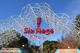 Goliath Six Flags Magic Mountain First Six Flags Magic Mountain Update Of 2018