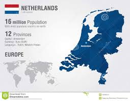 Where Is Amsterdam On A Map Netherlands Location On The World Map Within Roundtripticket Me