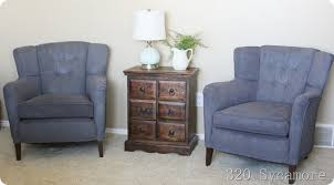 Fabric Paint For Upholstery How To Paint Fabric Chairs 320 Sycamore