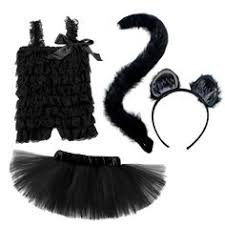 Cat Halloween Costumes Kids Toddler Black Cat Costume Celebrate Black Cat