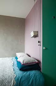 couleurs de chambre nos astuces en photos pour peindre une pièce en deux couleurs