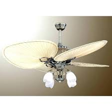 ceiling fan palm blade covers ceiling fan blade covers ceiling fans with leaf shaped blades palm