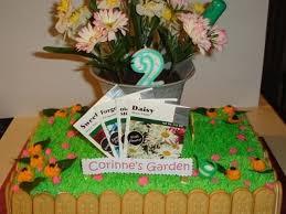 garden flower pot cake cakecentral com