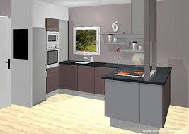 cuisine design en u cuisine en l impressionnant stock avec ilot central 3 u newsindo co