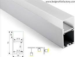 led suspended ceiling lighting suspension led alu profile shenzhen hongxi technology co ltd