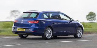 seat leon st review carwow