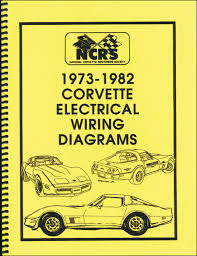 1973 corvette radio corvette 1973 82 electrical wiring diagrams 16 95 national
