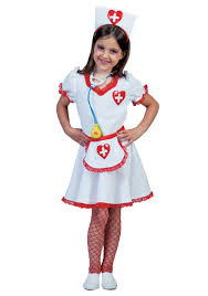 child nurse costumes kids doctor and nurse costume