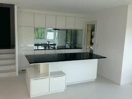 miroir cuisine credence cuisine miroir idées de maison inspiration