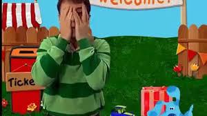 blue u0027s clues joe u0027s clues full episode ஐஐஐbest kids shows
