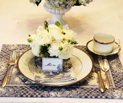 s day table centerpieces stranded in cleveland mothers day table décor blue hydrangea