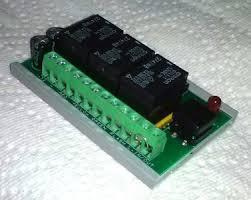 3 output traffic light controller sequencer