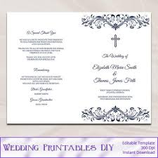 funeral ceremony program catholic funeral program resume template paasprovider
